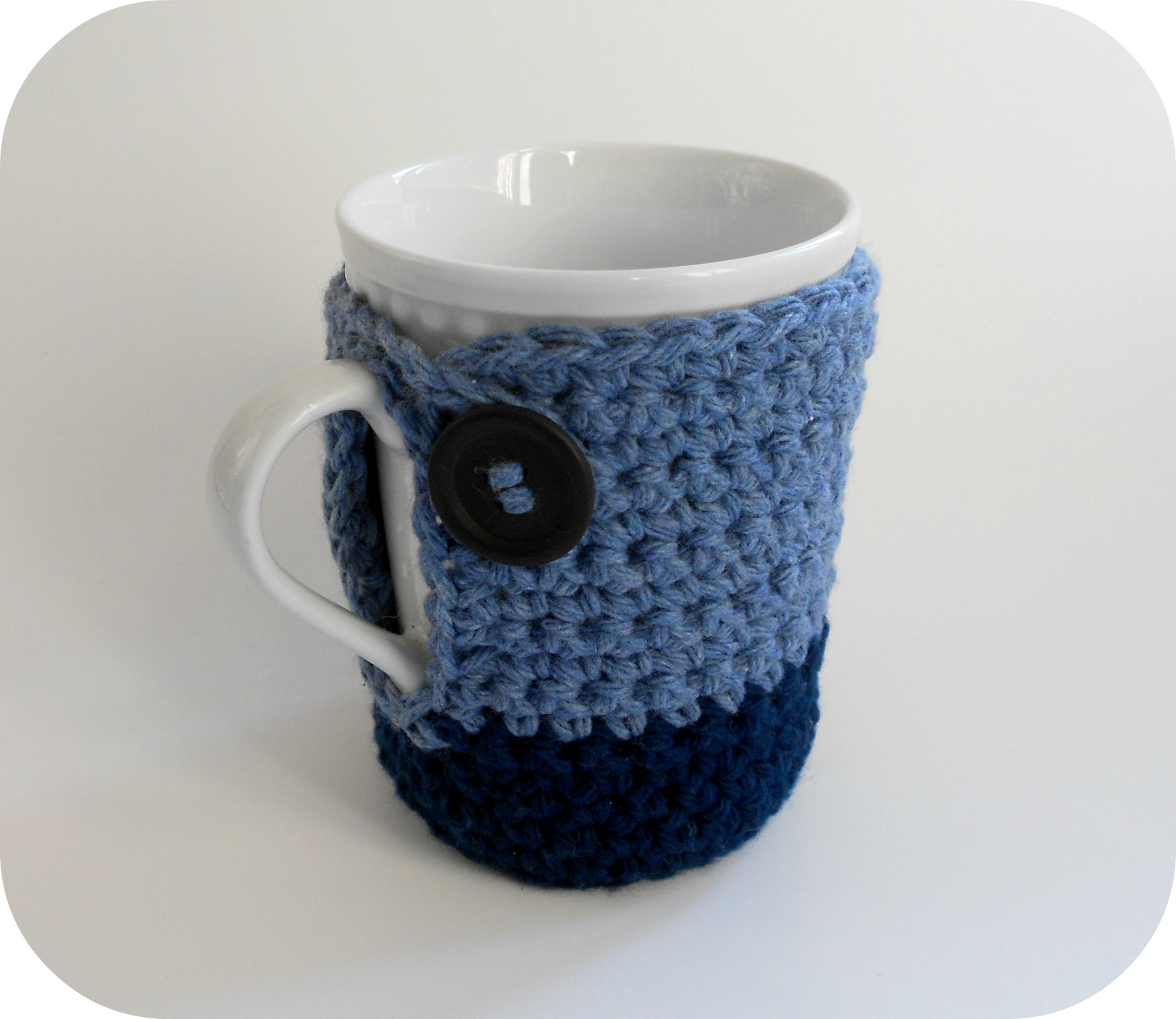 A Crochet Pattern For Tea And Coffee Lovers Mug Cozy Hookabee