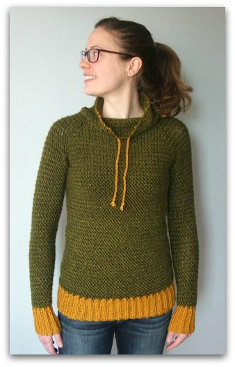 My first crochet sweater | hookabee