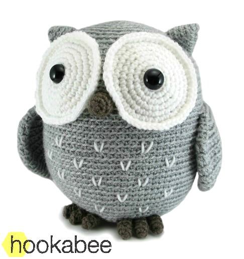 Amigurumi Owl. | Owl crochet patterns, Crochet projects, Crochet ... | 516x486