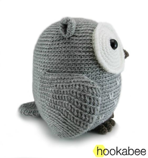 You'll Love these Amigurumi Owl Crochet Patterns | 600x562