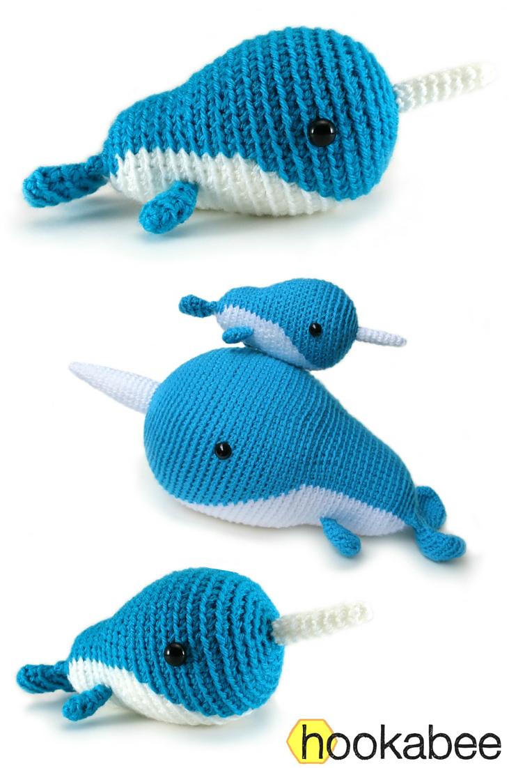 Blue whale – free amigurumi pattern - Amigurumi Today - Amigurumi ... | 1102x731