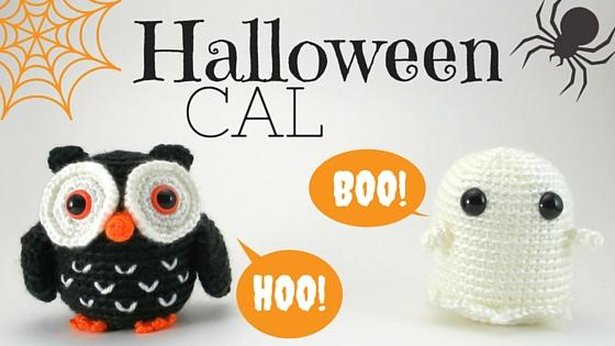 Halloween CAL 2015 by @hookabee