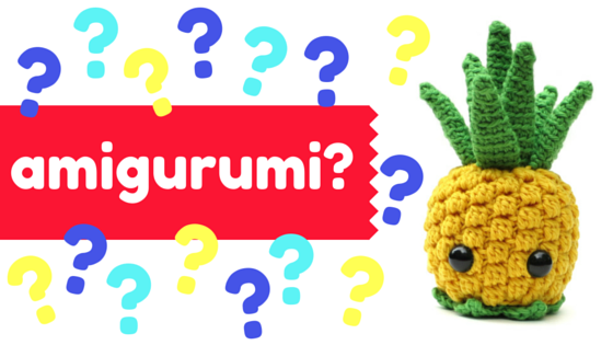 What are amigurumi? by hookabee