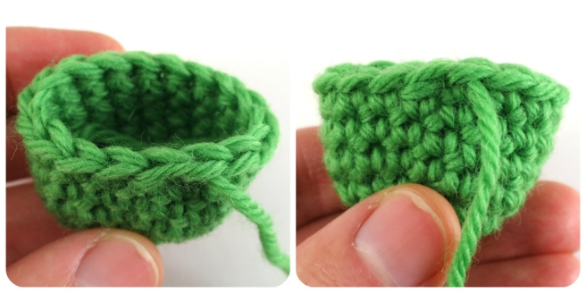 invisible finish stitch for amigurumi by hookabee
