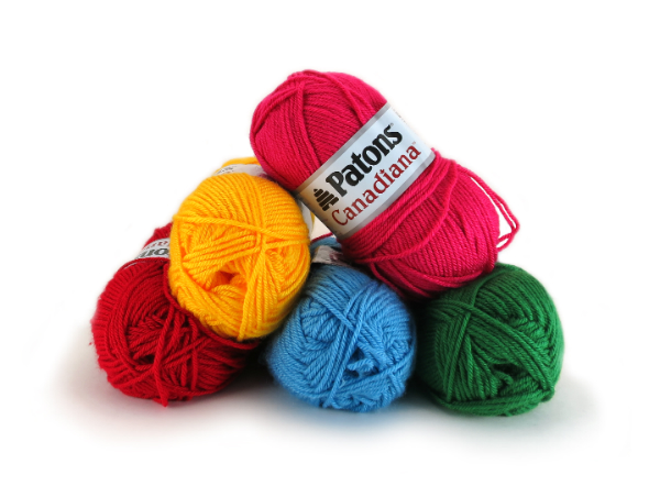 Patons Canadiana yarn review by hookabee
