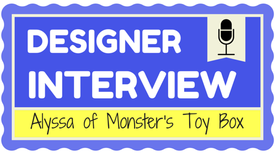 Interview with amigurumi designer Alyssa of Monster's Toy Box