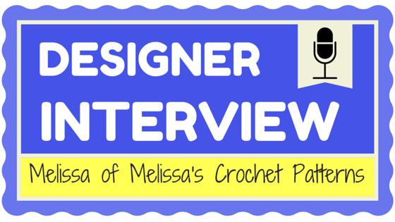 amigurumi designer Interview Melissa