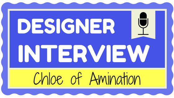 interview with amigurumi designer Chloe of Amination