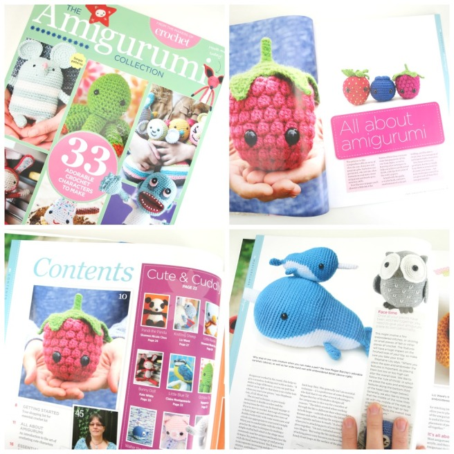 Mollie Makes Crochet sampler by Immediate Media Co magazines - issuu | 656x656